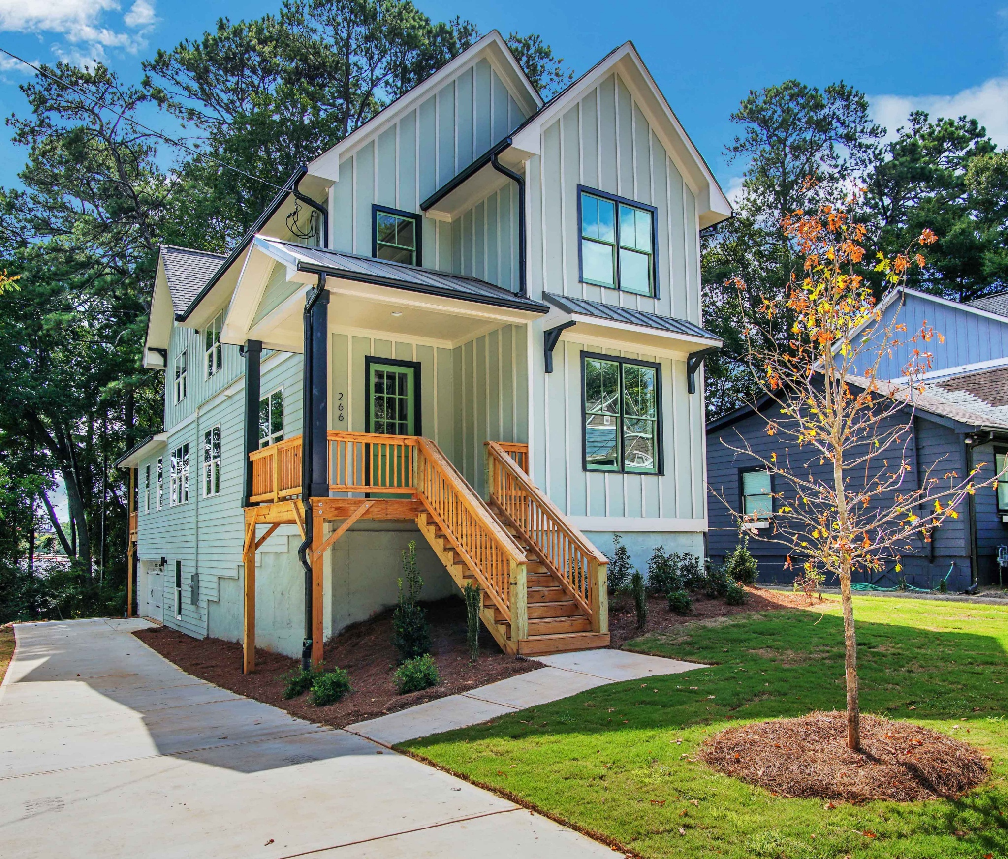 266 Lamon - Custom home by Intown Renewal Developers